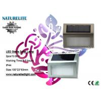 Wholesale Solar Led Outdoor Lighting LED  Solar Led Yard Lights Solar Stair Lamp from china suppliers