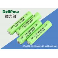 Wholesale Smart Low Temperature Rechargeable Batteries Aaa Nimh 400-1000mah from china suppliers