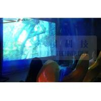 Wholesale 5D Movie theater outdoor , cinema box with specail effect function from china suppliers