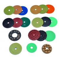 Wholesale Durable Concrete / Cement Special Diamond Polishing Pads / Discs from china suppliers