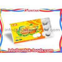 Wholesale Lifesaver Breath Mints In Hygienic Blister Pack , Sugar Free Chewy Candy from china suppliers