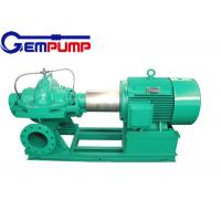 Wholesale S type single-stage double-suction centrifugal pump For fire protection system from china suppliers