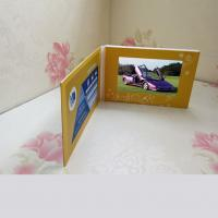 Wholesale 5 Inch Battery lcd video mailer card with speaker and Bluetooth from china suppliers