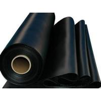Wholesale 1-8 Meter 1.0mm  black hdpe geomembrane for pond liner with suitable price by sincere factory from china suppliers