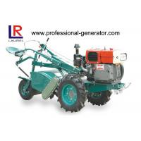 Wholesale 4 - Stroke Mini Harvester Tractor 9.7kw Diesel Power Rotary Tiller Single Cylinder from china suppliers