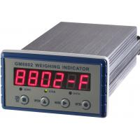 Wholesale RS232 / RS485 Digital Weight Indicator for Dynamic Weighing Systems from china suppliers