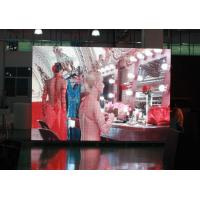 Wholesale Transparent Outdoor SMD Led Display Screen Rental With Die-Cast Aluminum Cabinet from china suppliers