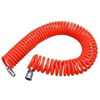Wholesale PU Red Coiled Pneumatic Tube Fittings from china suppliers