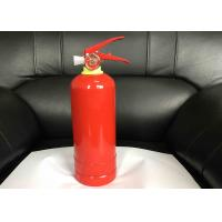 Wholesale Multi Purpose Powder Fire Extinguisher , 1kg Fire Extinguisher With Bracket / Hook from china suppliers