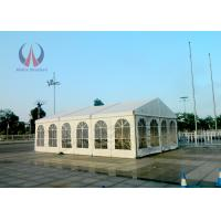 Wholesale Lightweight Strong Outdoor Event Tents For Backyard Party UV Resistant from china suppliers