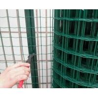Wholesale 3 Feet x 50 Feet 2 Inch opening Green PVC  Welded Wire Mesh Garden Usage With 16 gauge wire from china suppliers
