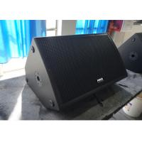 Buy cheap 2 - Way Stage Monitor Speakers 450W RMS 8 Ohm Professional Loudspeaker  For Live Events from wholesalers