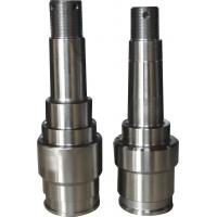 Wholesale Polishing / Painting Sharp Milling Machine Parts , Customize Hardware Machinery Parts from china suppliers