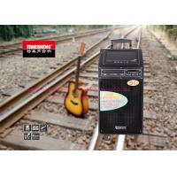 Wholesale 10 Inch Rechargeable Trolley Speaker Battery Powered Pa System With Wireless Mic from china suppliers