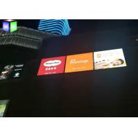 Quality Large Water Resistance Slim Led Lightbox Custom Lighted Wall Advertisement for sale