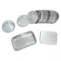Wholesale Household Aluminum / Aluminium Foil Container For Food Storage Temper H22 H24 from china suppliers