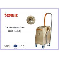 Buy cheap 1550nm Erbium Yag Laser Glass Fiber Laser Machine for Wrinkle Removal from wholesalers