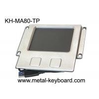 Wholesale Rugged Industrial Touchpad Mouse with Stainless steel Panel Mount from china suppliers