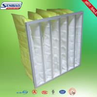 Wholesale Ventilation System Carbon Air Filter Medium Efficiency Aluminum Frame from china suppliers