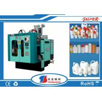 Wholesale 550ML Jerry Can PP Blow Moulding Machine Multi Cavity 2.6 Ton Weight SPB-1.8L1JD from china suppliers