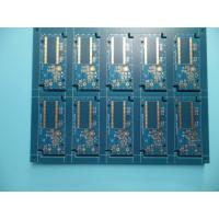 Wholesale Tg175 FR -4 ITEQ High Tg PCB Double Sided Matt Blue Solder Mask from china suppliers
