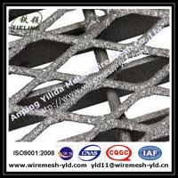 Wholesale flattened type heavy duty expanded metal for walkway,metal sheet from china suppliers