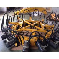 Wholesale KP315A Crush Round Concrete Hydraulic Pile Breaker Head For Excavator from china suppliers