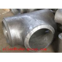 Wholesale ASTM A815 WP S31254 lateral tee from china suppliers