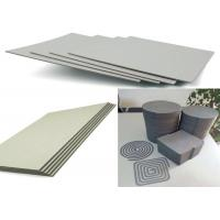 Wholesale Eco-friendly Stiffness Thicker Grey Straw Board Paper Standard size 889mmx1194mm from china suppliers