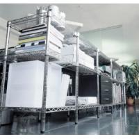 Wholesale Adjustable Chrome Office Computer Storage Rack from china suppliers