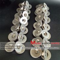 Quality Electroplated CBN Grinding Wheel For  Gerber & Bullmer machine-julia@moresuperhard.com for sale
