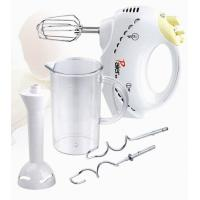 Wholesale 50/60Hz 200W Power, Multifunction Food Processor, Stainless Steel Hand Blender, Kitchenaid Mixer from china suppliers