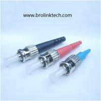 Wholesale ST Fiber Optic Connector from china suppliers