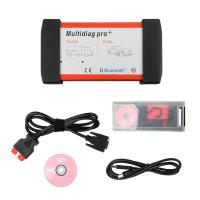 Wholesale V2013.03 New Design Bluetooth Multidiag Pro+ for Cars/Truck diagnostic tool with 4GB Memory Card from china suppliers