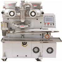 Wholesale Aluminium Alloy Structure Automatic Encrusting Machine 1000 - 3600 Kg/Hr For Pumpkin Pie from china suppliers