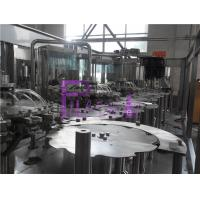 Wholesale Fully Automatic Monoblock Hot Filling Machine Fruit Juice Processing Equipment 0.3L - 2L from china suppliers