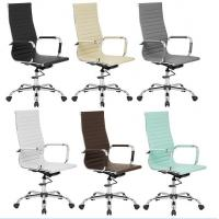 Quality Ergonomic Office Furniture Chairs , Boss High Back Executive Chair OEM Accept for sale