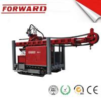 Wholesale Crawler Mounted Hydraulic Mud / Water Borehole Drilling Rig 420 Mm Maximum Diameter Drilling Hole from china suppliers