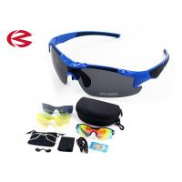 Wholesale Interchangeable 5 Lens Prescription Cycling Sunglasses Polarized Sport Sunglasses from china suppliers
