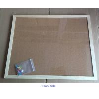 Wholesale 16''x20'' Wholesale Cork Board Memo Board with Pine Fame For Office Use from china suppliers