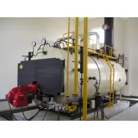 Wholesale Electric Thermal 8 Ton Oil Fired Steam Boiler For Radiant Heat , High Pressure from china suppliers