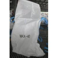 Wholesale U-panel jumbo bag with skirt top UV treated 100% virgin PP for cement / minerals packing from china suppliers