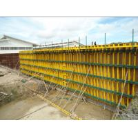 Wholesale Custom Concrete Wall Formwork With H20 Timber Beam For Building from china suppliers