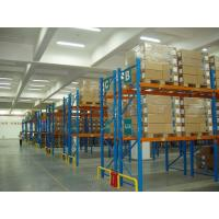 Wholesale Economical Selective Industrial Pallet Racks Customized For Palletised Products Storage from china suppliers