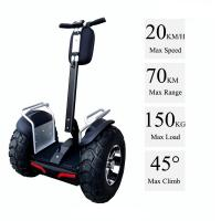 Wholesale 21 Inch Tire 4000W Brushless Segway Electric Scooter With Double Battery System from china suppliers