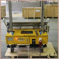 Wholesale Patent Auto Ez Renda Rendering Plastering Machine XP-1200 Single Phase from china suppliers