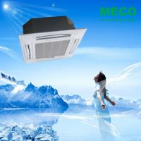 Wholesale Chilled water 4 way ceiling concealed cassette type fan coil units-1400CFM 4 TUBE from china suppliers