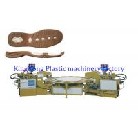 Wholesale Durable Plastic Shoe Sole Making Machine Two Colors Multi Functional from china suppliers