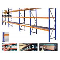 Wholesale Multi-Level Light Duty Storage Rack , Galvanized Steel Industrial Storage Shelving from china suppliers