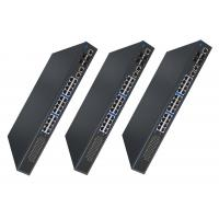 Wholesale Unmanaged 28 Ports 5 Port Gigabit Switch 455W Inner Power Supply PoE Ethernet Switch from china suppliers